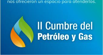 II Cumbre del Petróleo y Gas